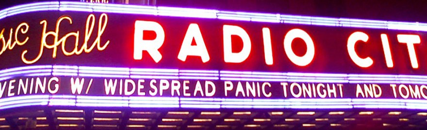 Radiohead – Radio City Music Hall; New York, NY (1998-04-18)