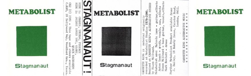 Metabolist – Stagmanaut!