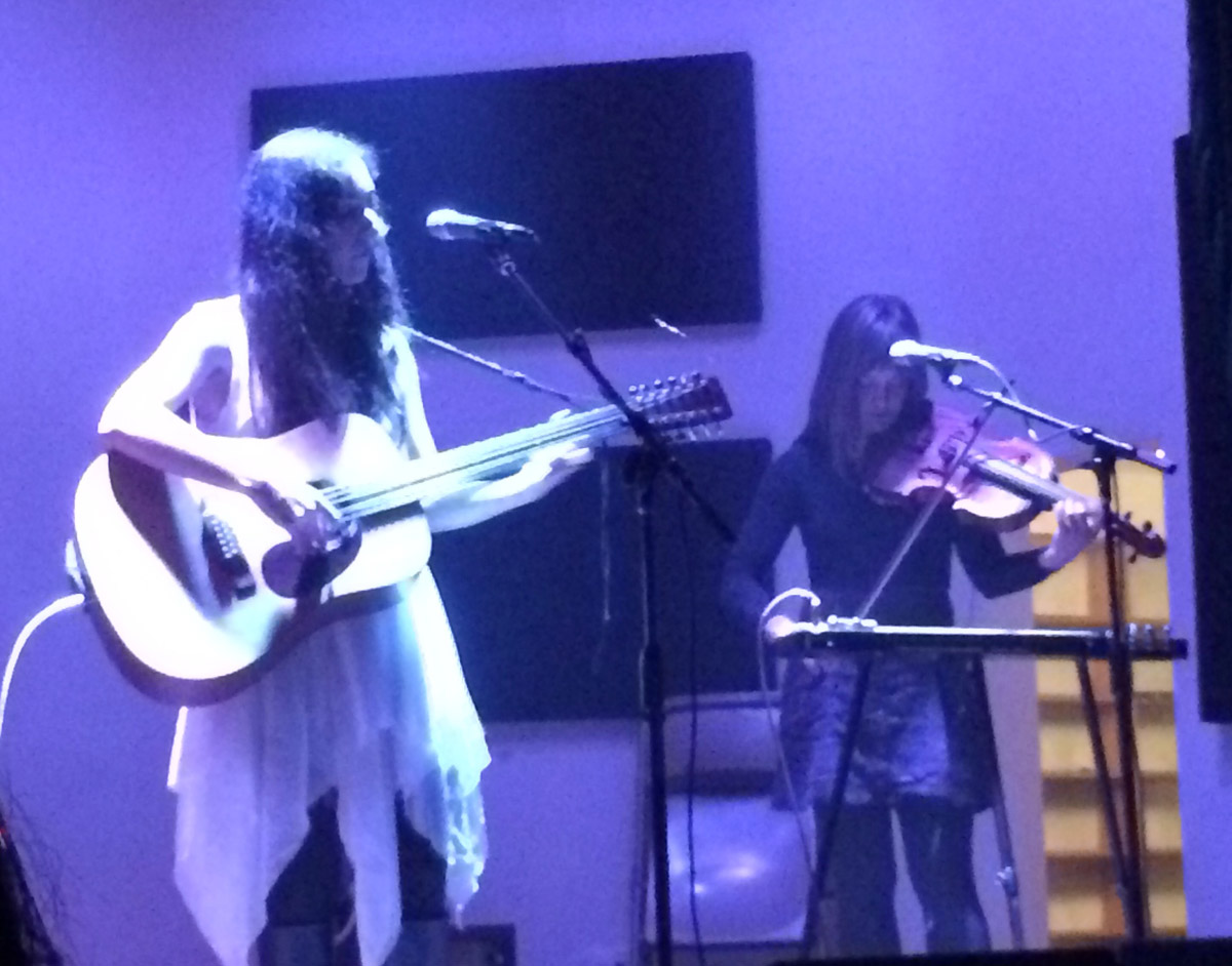 Marissa Nadler @ The Church On York; Los Angeles, CA
