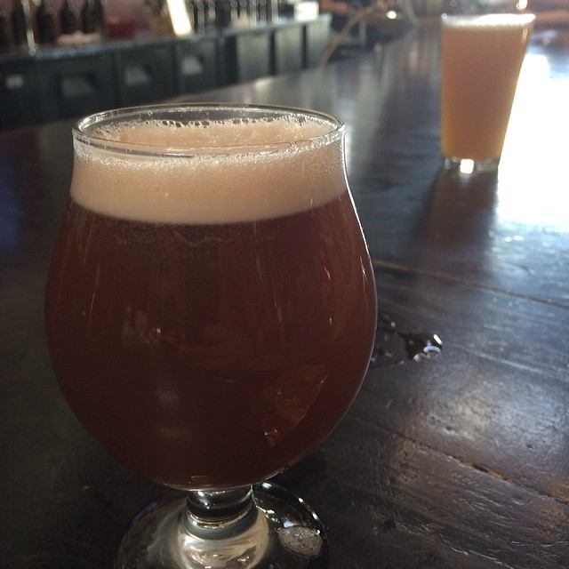 Mission IPA With Raspberries (cask)