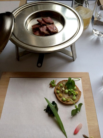 "Eleven Madison Park ""Beef"""