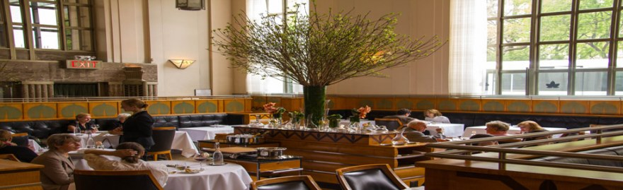 The Distinguished Gourmand: Eleven Madison Park
