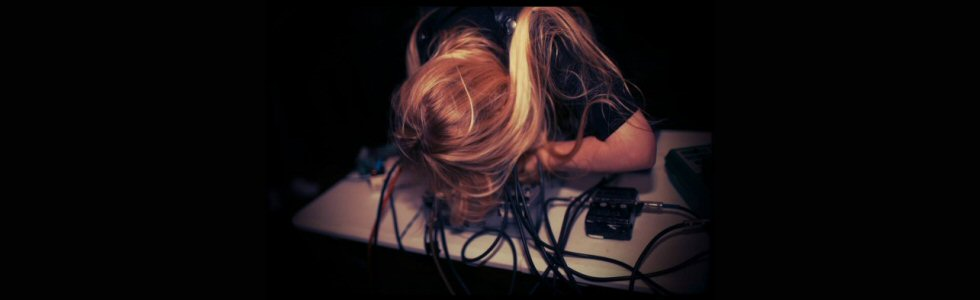 Pharmakon / Haxan Cloak @ The Church On York; Los Angeles, CA