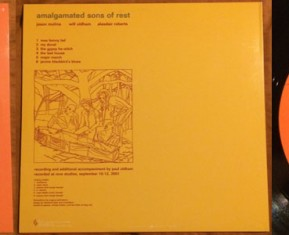 Amalgamated Sons Of Rest - Amalgamated Sons Of Rest