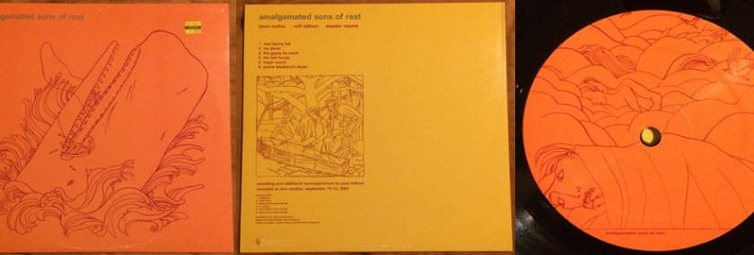 Amalgamated Sons Of Rest – Amalgamated Sons Of Rest