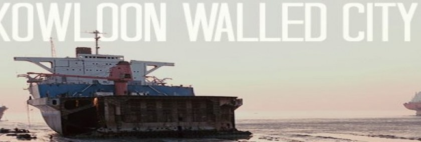 Kowloon Walled City – Container Ships