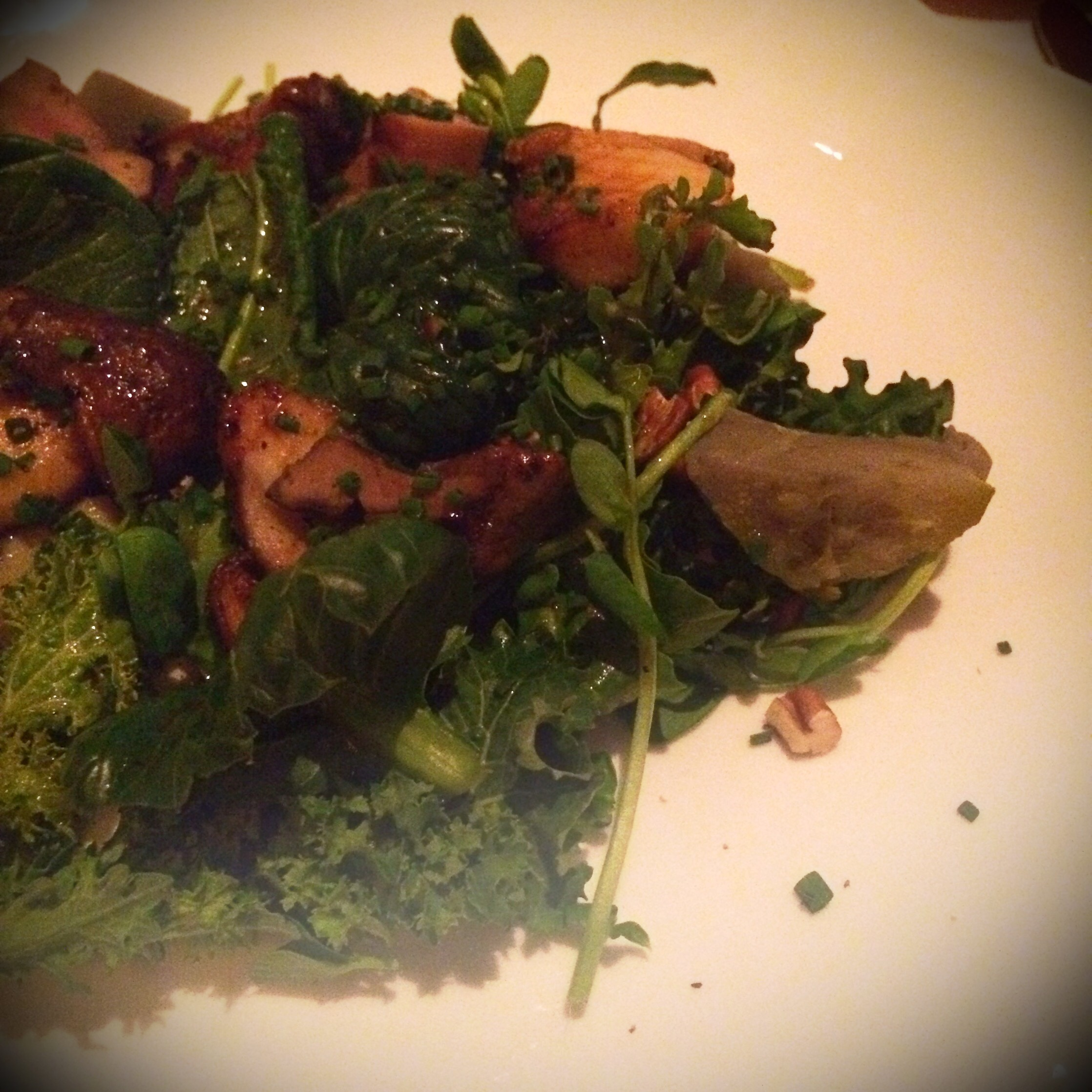 Autumn Salad Jean-Georges NYC