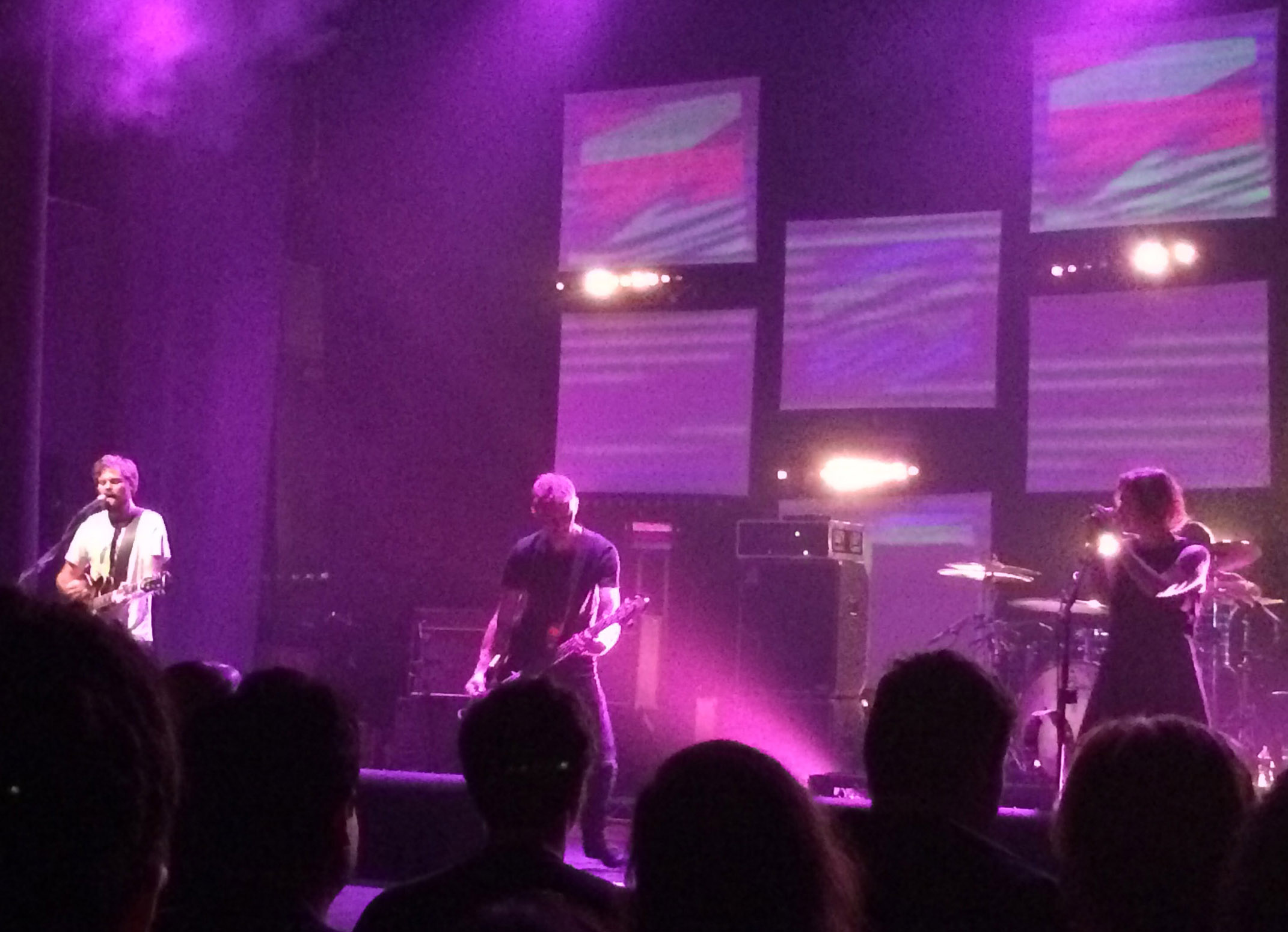 Slowdive @ United Artists Theater; Los Angeles, CA (4)