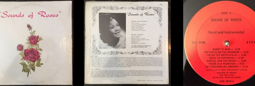 Rose Marie Lawson – Sounds Of Roses