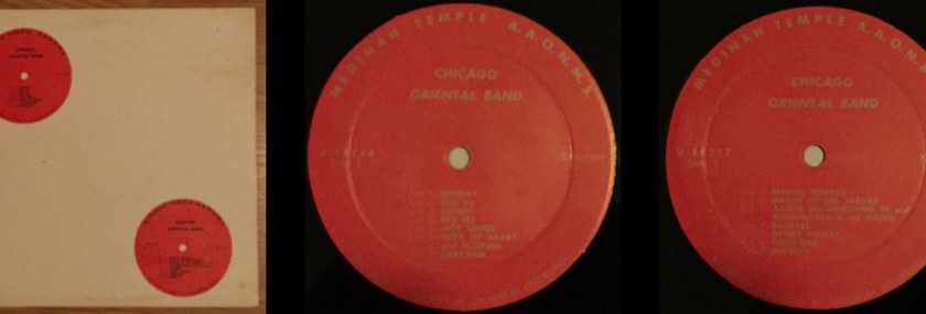 Chicago Oriental Band – Medinah Temple
