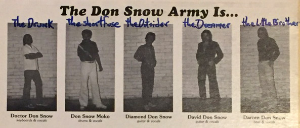 Don Snow Army 2