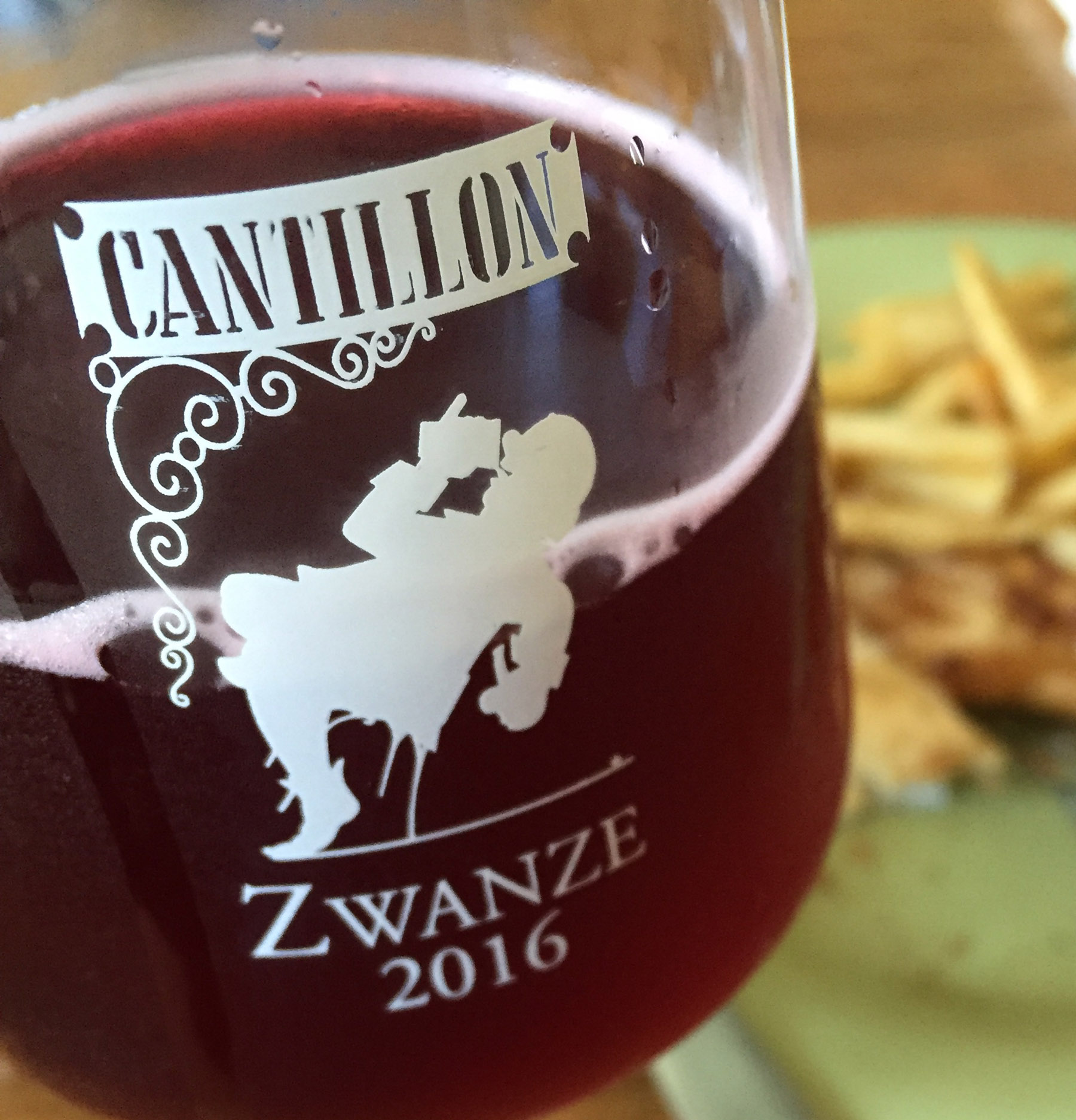 Zwanze 2016 Seal Beach Beachwood BBQ