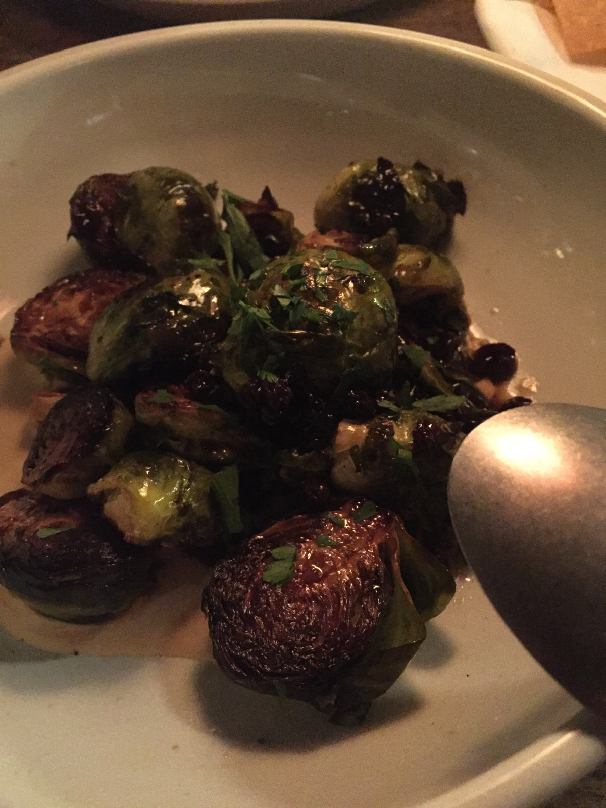 Cider Laced Brussels -