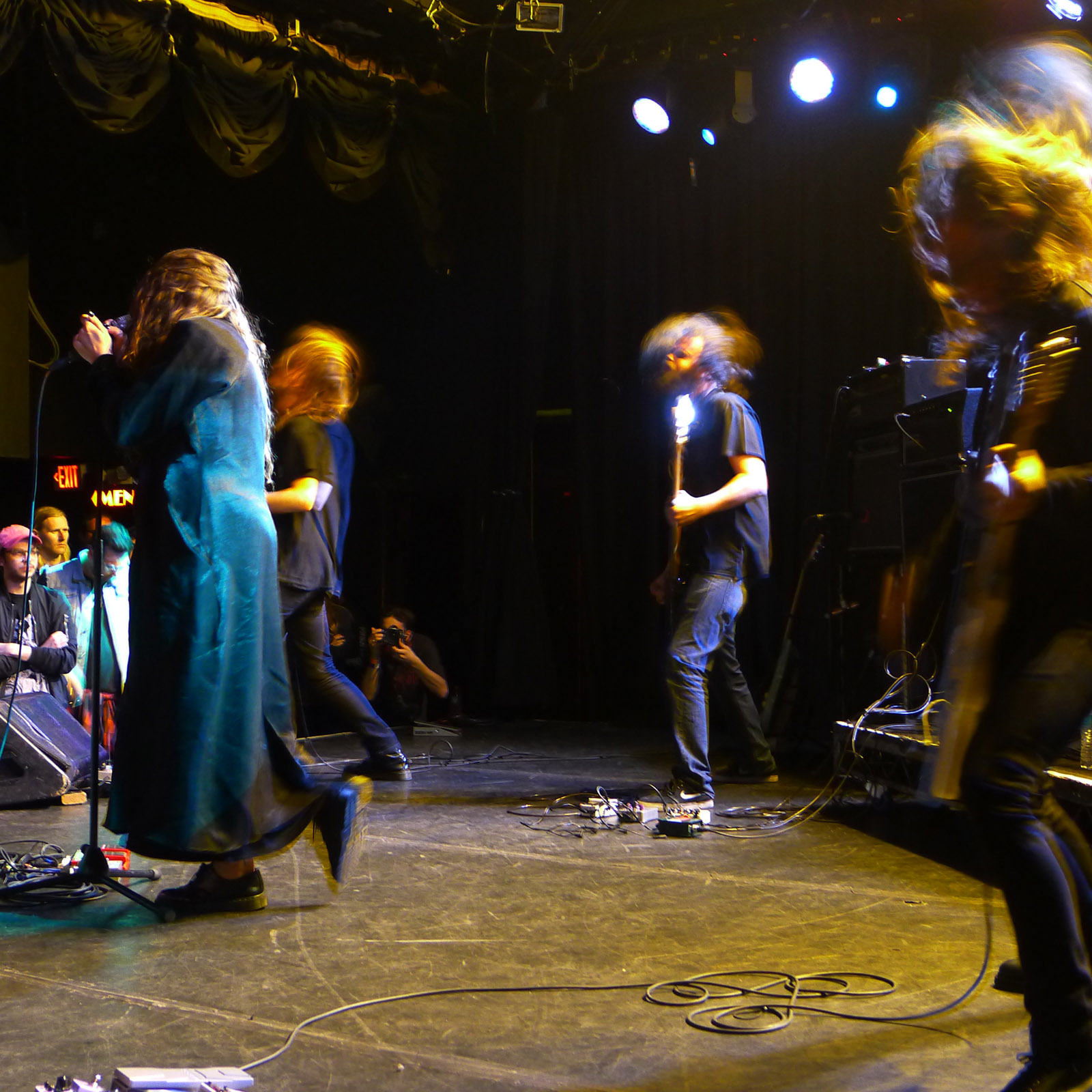 Oathbreaker - The Roxy; Los Angeles, CA