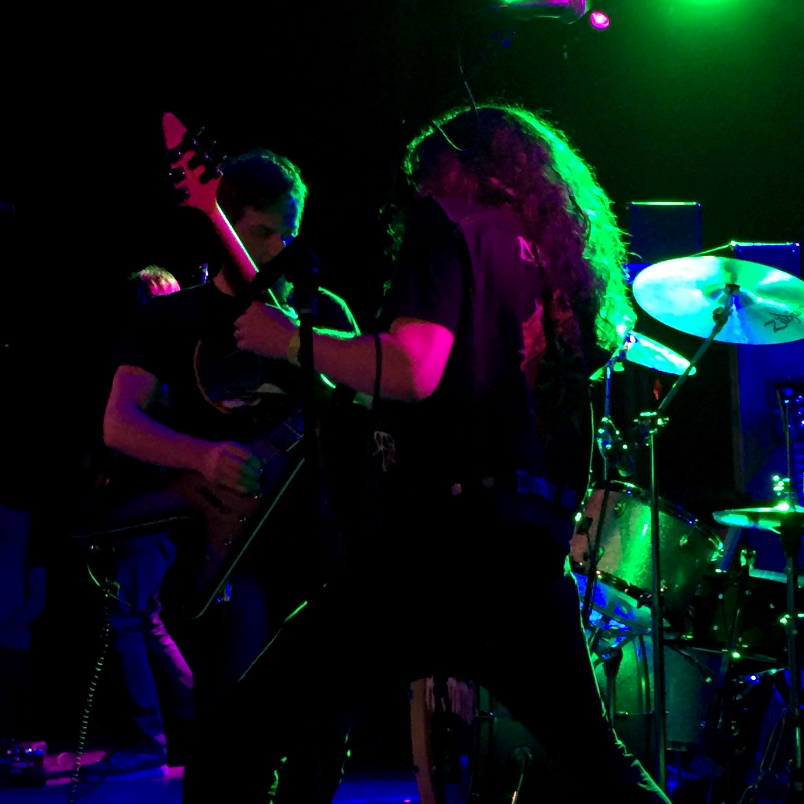Khemmis - The Roxy; Los Angeles, CA