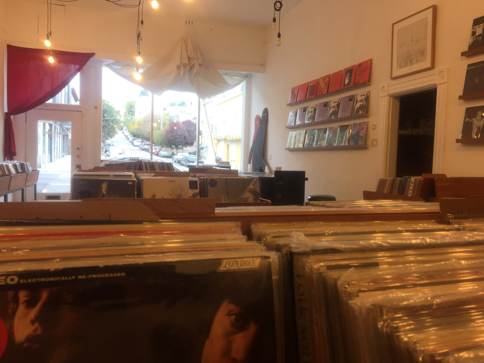 Stranded Records SF