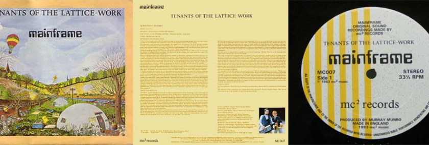 Mainframe – Tenants Of The Lattice-Work